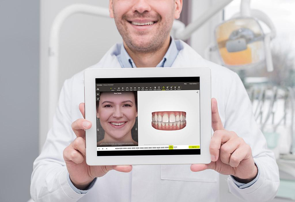 ortodoncia transparente en Burgos